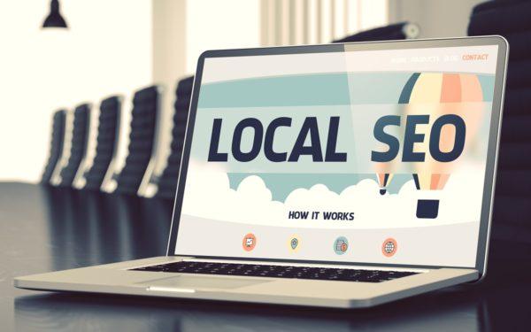 Lokale Suchmaschinenoptimierung ist sehr wichtig